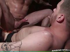 Horny Jake And Ty Move To Point Of No Return 3