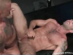 Tough Stud Bangs His Craving Friend 1