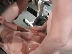 Three Friends Are Fucking After Workout 4